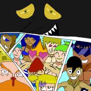 Arco de la Isla Gyojin portada