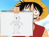 Dibujo de un Gyojin