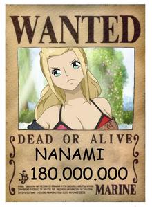 Wanted Nanami
