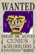 Cunius Wanted