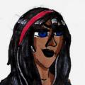 Pandora Payne portrait
