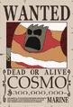 Cosmo recompensa