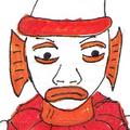 Pierrot Portrait
