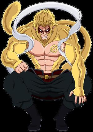 Goldensun Jack Sun Wukong