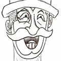Bakuchi portrait
