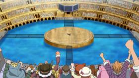 Coliseo Corrida interior