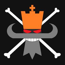 Piratas Monarch portrait