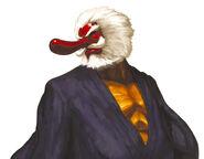 Don Fist kimono negro