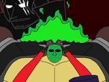 Saga de la Gran Guerra de Jade/Arco de Isla Gloomy