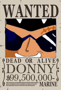 Donny Wanted