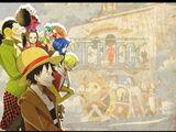 Banda de los sombreros de paja