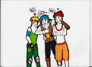 Trio ebrio