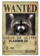 Vladimir Wanted