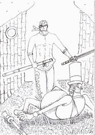 Marín vs Bakuchi