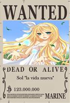 Wanted de sol