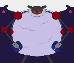 Robo-ovejas de nubes