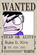 Wanted Xiro