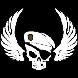 Jolly Roger de los Piratas del Camino