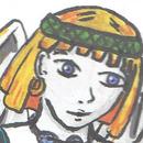 Evangeline portrait