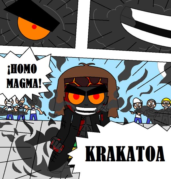 Venjen estrena el Krakatoa