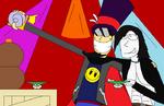 Maxwell y Jack