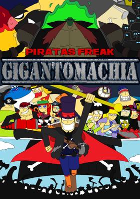 Piratas Freak Gigantomachia