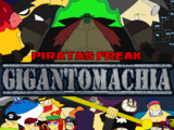 Saga de la Gran Guerra de Jade/Piratas Freak: Gigantomachia