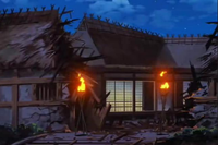 Casa de Jorge destruida 2