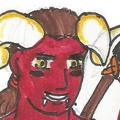 Xolotl portrait
