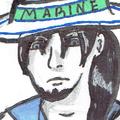 Mayhem portrait