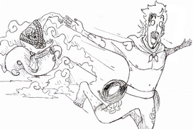 Nakes lanza a Rata