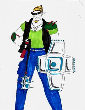 Blaster Caster