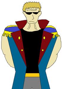 Capitan Henry