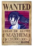 Mayhem Wanted