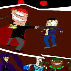 Arco de los Piratas Sangre Malvada portada