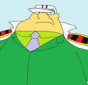 Vicealmirante Dan