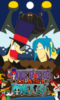 Piratas Freak X Piratas del Ave Azul CLASH portada