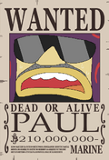 Paul recompensa