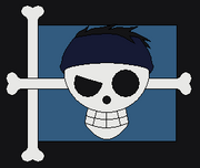 Piratas Abanderados Jolly Roger