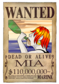 Wanted Mia post