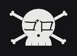 Piratas de Goro Jolly Roger