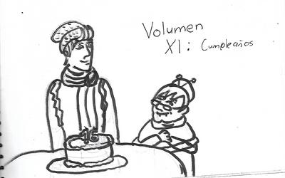 DLCDM. Volumen XI