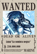 Cartel wanted de luna