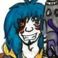 Jackal portrait