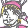 Cissy portrait