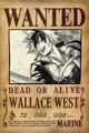 Segunda recompensa de Wallace