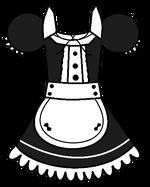Fersa traje doncella