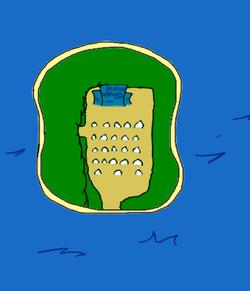 Isla Teyiboru