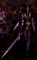 Sparda forma demonio