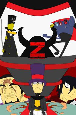 Piratas Freak Z portada